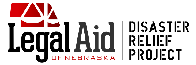 Legal Aid of Nebraska | Disaster Relief Program
